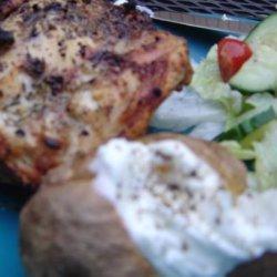 Linda's Italian Baked Chicken recipe