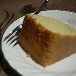 Chef Joey's Dairy Free Pound Cake recipe