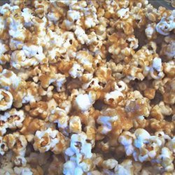 Mom's Caramel Corn recipe