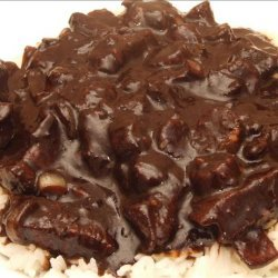 Beef With Black Bean Sauce recipe