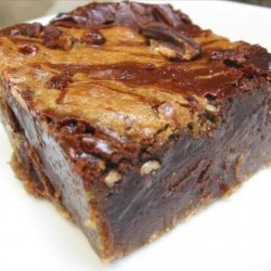 Fudgy Butterscotch Bars recipe