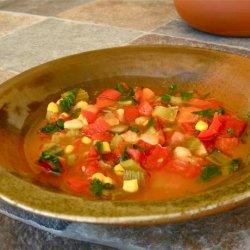 Italian Harvest Vegetable Soup recipe
