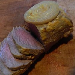 The Best Oven Roasted Beef Ever! recipe