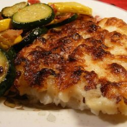 Sole Fillet Bake With Cheese recipe