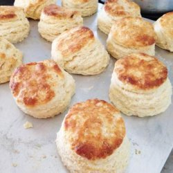 Cooking Light's Flaky Buttermilk Biscuits recipe