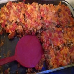 Mexican Casserole for Gavin recipe