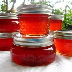 Winter Apple Jelly recipe