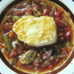 Italian Harvest Soup recipe