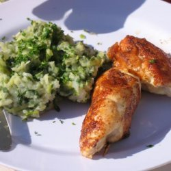 Pepper Jack Stuffed Chicken recipe