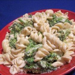 Broccoli and Rotini Pasta recipe