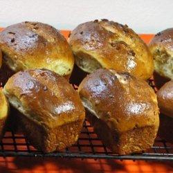 Sunflower Seed and Orange Bread recipe