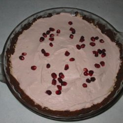 Pomegranate Pie recipe