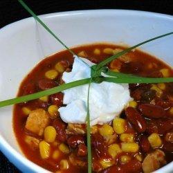 Pantry Chicken Tortilla Soup recipe