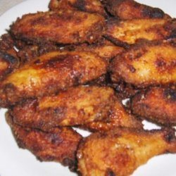 Japanese Style Crisp Chicken Wings recipe