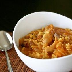 Arroz Con Pollo (Chicken and Rice) recipe