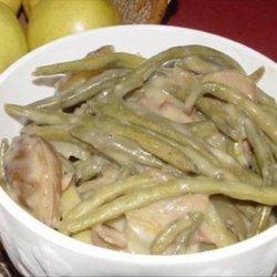 Fresh Green Bean & Potato Casserole recipe