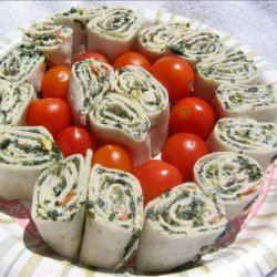 Spinach Dip in Cob Loaf recipe