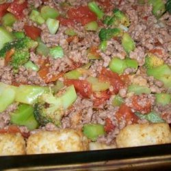 Hearty Beef and Potato Casserole recipe
