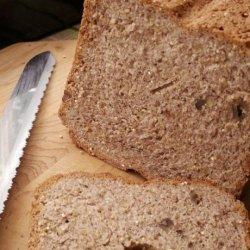Quinoa Bread recipe