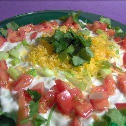 Supreme Avocado Dip recipe