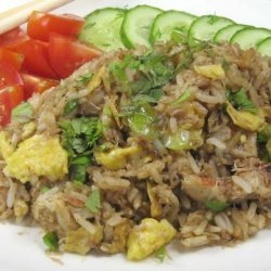 Big John's Thai Crab Fried Rice (Khao Phad Pu) recipe
