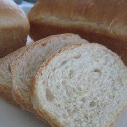Delicious Homemade White Bread recipe