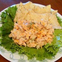 Scoop It up Chicken Salad for 1 recipe