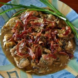 Chicken Thighs With Artichokes recipe