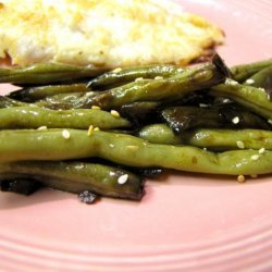 Savory String Beans recipe