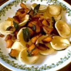 Ravioli With Roasted Squash and Sage Brown Butter recipe