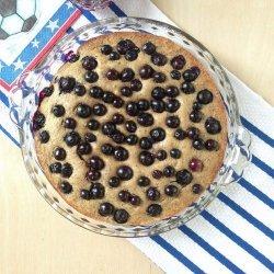 Blueberry Snack Cake recipe