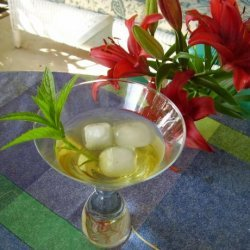 Mojito Martini recipe