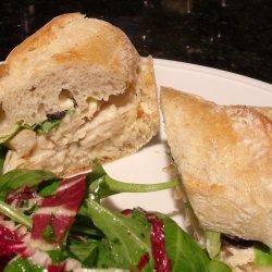 Hot Turkey Sandwiches recipe