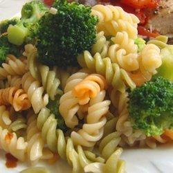 Fusilli & Broccoli recipe