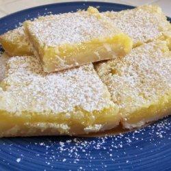 Lynn's Lemon Bars recipe