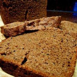 Black Rye Bread (Abm) recipe