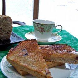 Quinoa, Oatmeal, Fruit and Nut Bread - Abm recipe