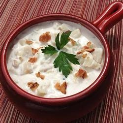Clam Chowder II recipe