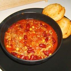 Beefy Cabbage Stew recipe