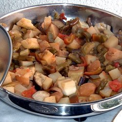 Mediterranean Vegetable Stew recipe