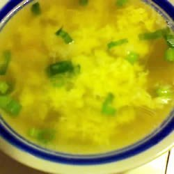 Chinese Egg Soup recipe