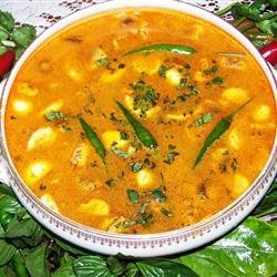 Thai Hot and Sour Soup recipe