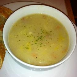 Leek and Fennel Soup recipe
