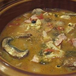 Ham and Bean Soup I recipe