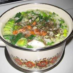 Chicken Soup I recipe