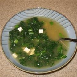 Miso Soup I recipe