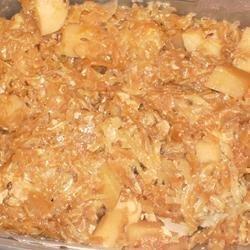 Pork and Sauerkraut Stew recipe