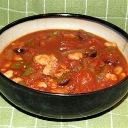 Tomato-Rich Fish Stew recipe