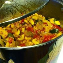 Zucchini Tomato Soup I recipe