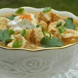White Bean Chicken Breast Chili recipe